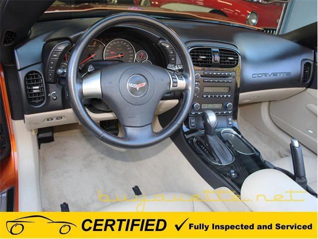 2008 Chevrolet Corvette (CC-1430581) for sale in Atlanta, Georgia