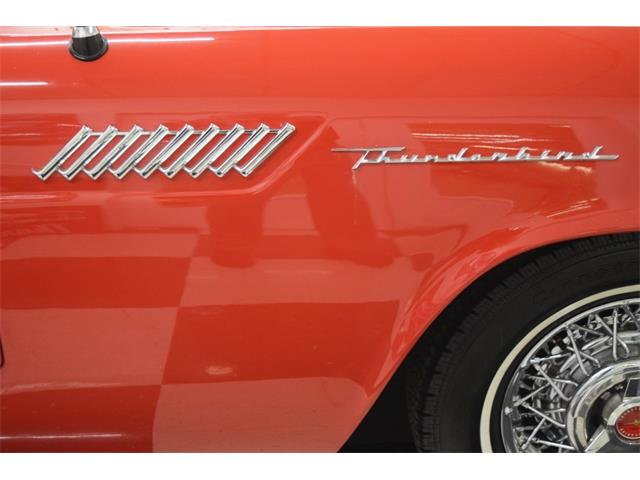 1957 Ford Thunderbird (CC-1435811) for sale in Fredericksburg, Virginia