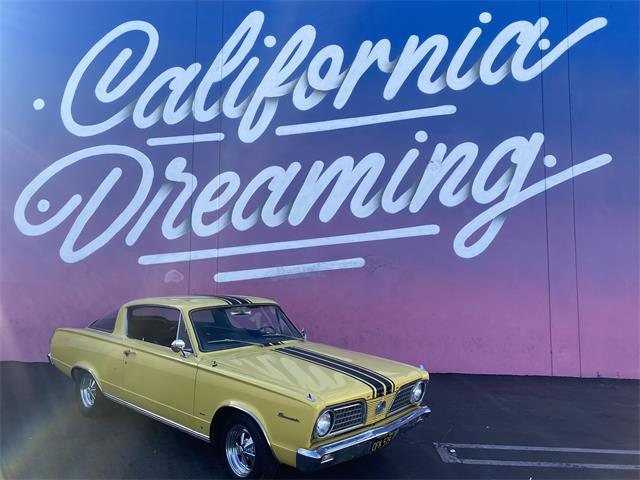 1966 Plymouth Barracuda (CC-1435814) for sale in HAWTHORNE, California