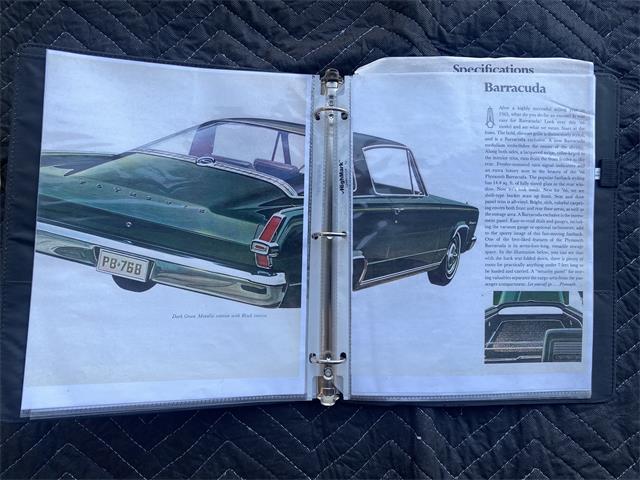 1966 Plymouth Barracuda (CC-1435814) for sale in HAWTHORNE, California