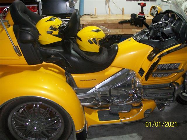 2003 Honda Goldwing (CC-1435817) for sale in Stella, North Carolina