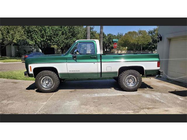 1978 GMC C/K 1500 (CC-1435821) for sale in Lugoff, South Carolina