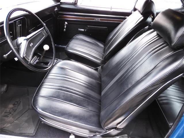 1970 Chevrolet Nova SS (CC-1435825) for sale in Clarkston, Michigan