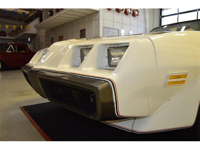 1980 Pontiac Firebird Trans Am Turbo Indy Pace Car Edition (CC-1435830) for sale in Loganville, Georgia