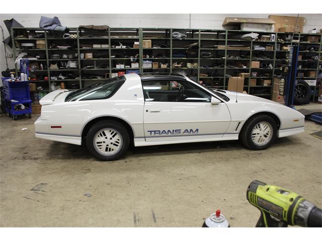 1984 Pontiac Firebird Trans Am (CC-1435835) for sale in LAKE ZURICH, Illinois