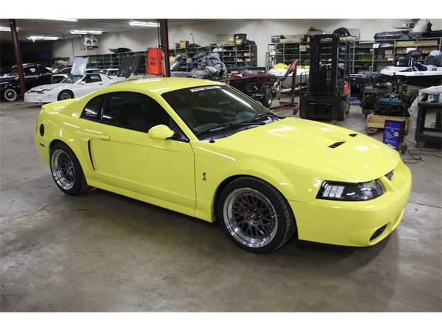 2003 Ford Mustang Cobra (CC-1435838) for sale in LAKE ZURICH, Illinois