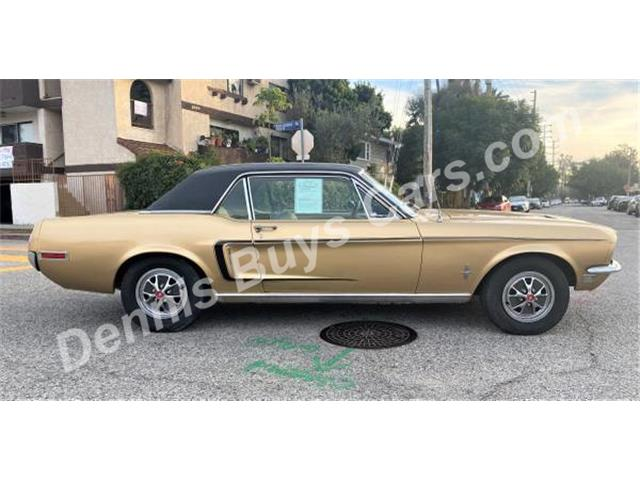 1968 Ford Mustang (CC-1435839) for sale in Los Angeles, California