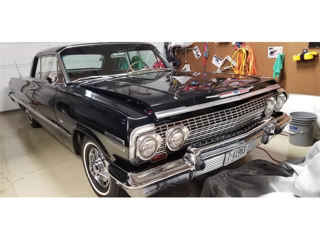 1963 Chevrolet Impala SS (CC-1435843) for sale in Norfolk, Nebraska