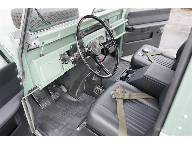 1969 Land Rover Series IIA (CC-1435845) for sale in Boise, Idaho