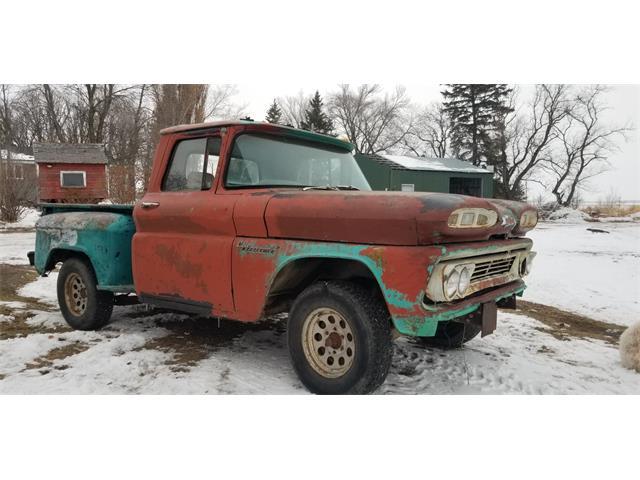 1960 Chevrolet Apache (CC-1435847) for sale in Thief River Falls, MN, Minnesota