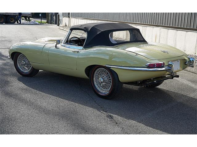 1967 Jaguar E-Type (CC-1435849) for sale in Plainville, Connecticut