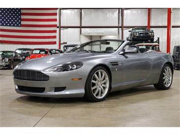 2006 Aston Martin DB9 (CC-1435866) for sale in Kentwood, Michigan