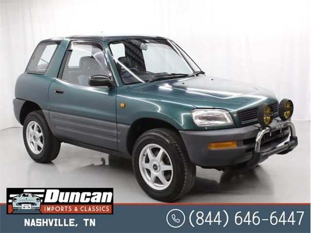 1995 Toyota Rav4 (CC-1435868) for sale in Christiansburg, Virginia