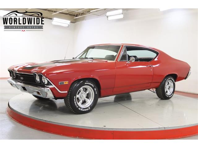 1968 Chevrolet Chevelle (CC-1435871) for sale in Denver , Colorado