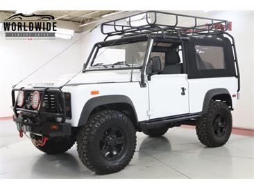 1994 Land Rover Defender (CC-1435872) for sale in Denver , Colorado