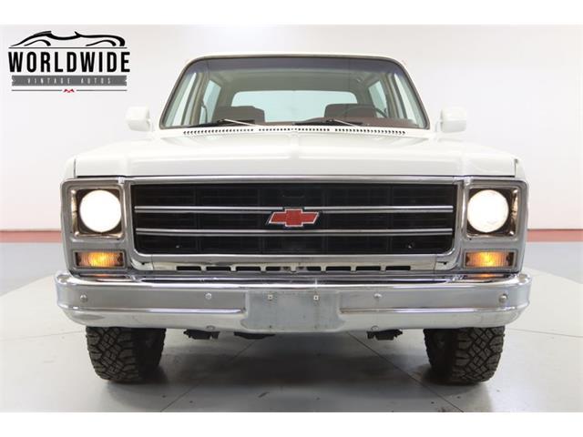 1979 Chevrolet Blazer (CC-1435874) for sale in Denver , Colorado