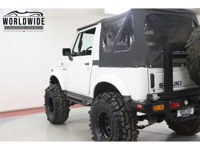 1992 Suzuki Samurai (CC-1435876) for sale in Denver , Colorado