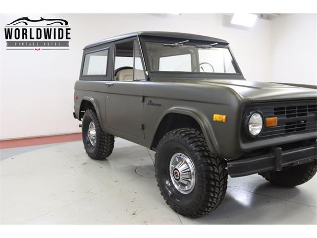 1975 Ford Bronco (CC-1435878) for sale in Denver , Colorado