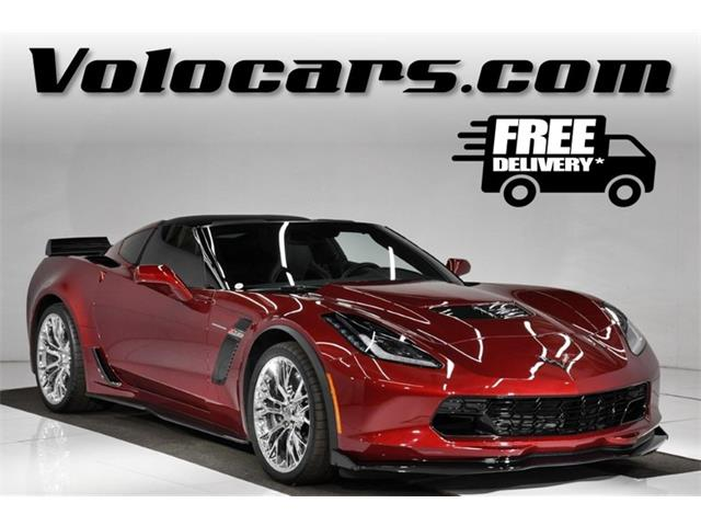 2016 Chevrolet Corvette (CC-1435882) for sale in Volo, Illinois