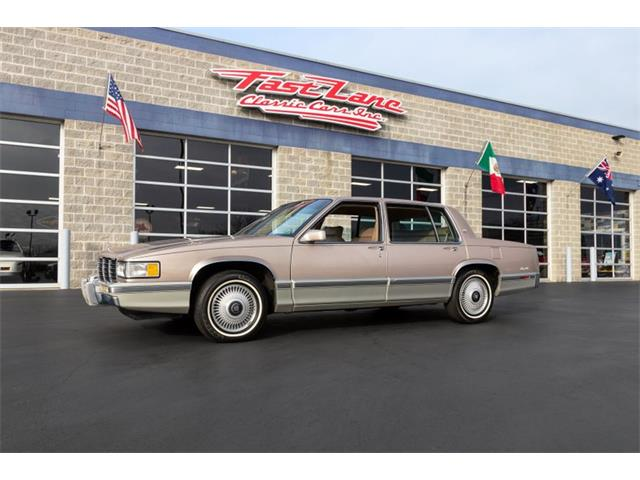 1991 Cadillac Sedan (CC-1435891) for sale in St. Charles, Missouri