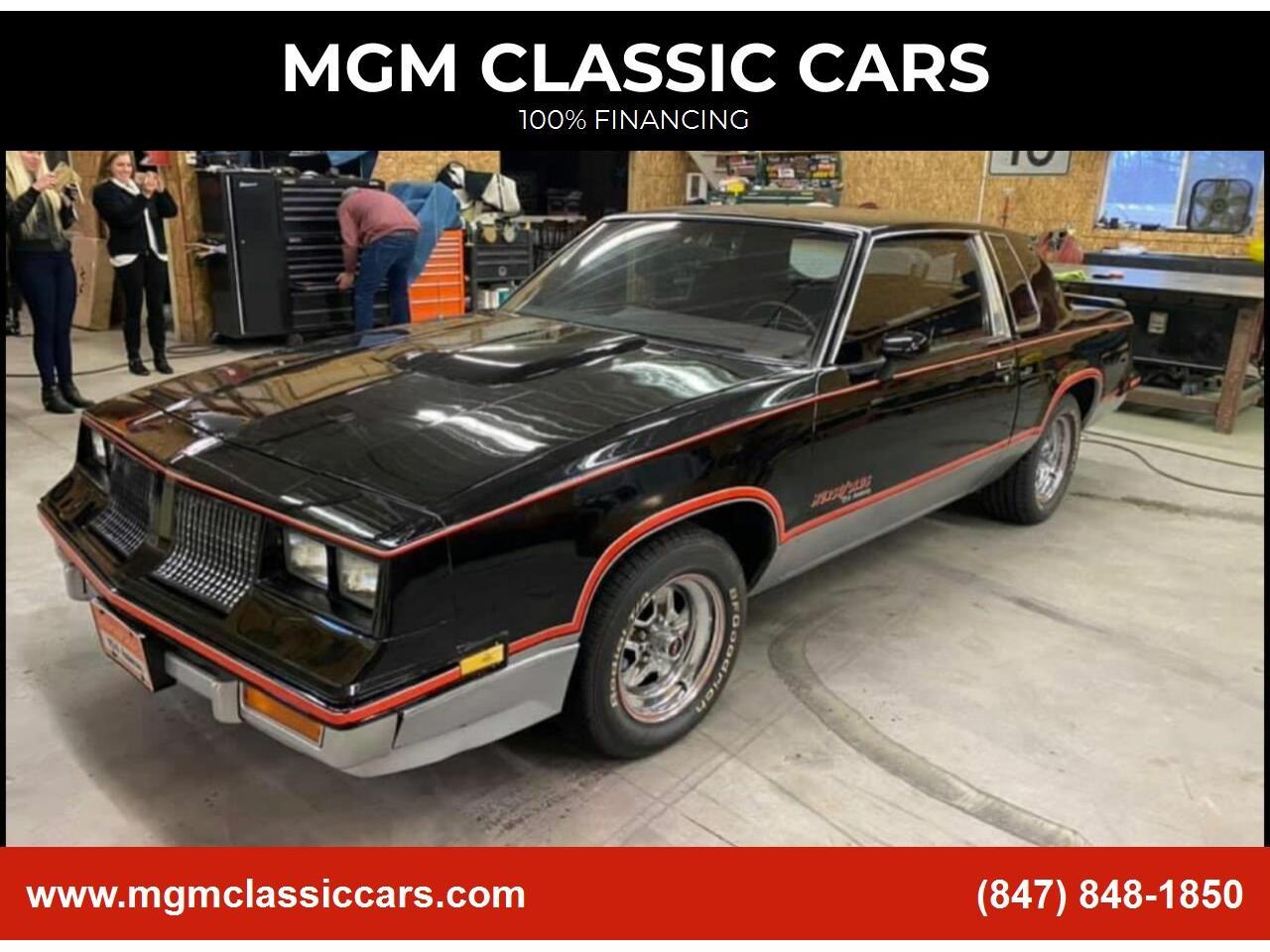 1983 Oldsmobile Cutlass (CC-1435895) for sale in Addison, Illinois