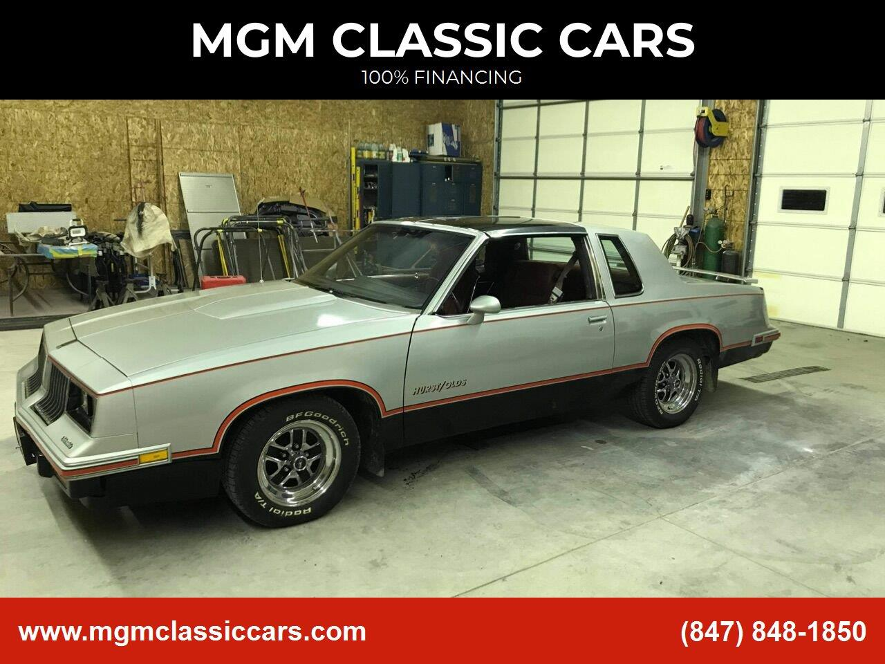 1984 Oldsmobile Cutlass (CC-1435896) for sale in Addison, Illinois