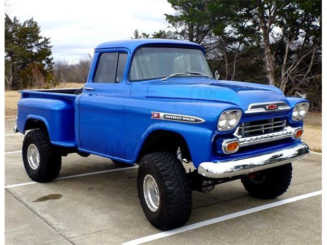1959 Chevrolet Apache (CC-1435899) for sale in Arlington, Texas