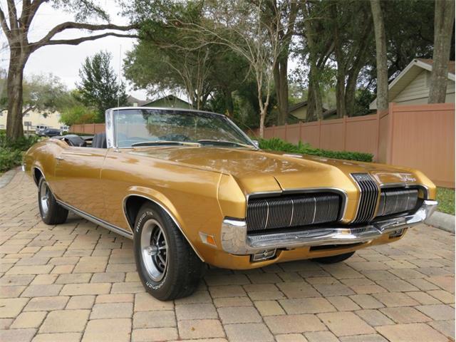 1970 Mercury Cougar (CC-1435903) for sale in Lakeland, Florida