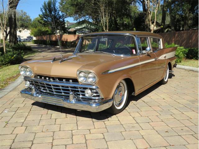 1959 Nash Rambler (CC-1435904) for sale in Lakeland, Florida