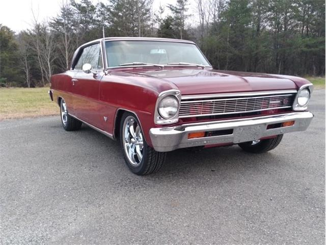 1966 Chevrolet Nova (CC-1435905) for sale in Greensboro, North Carolina