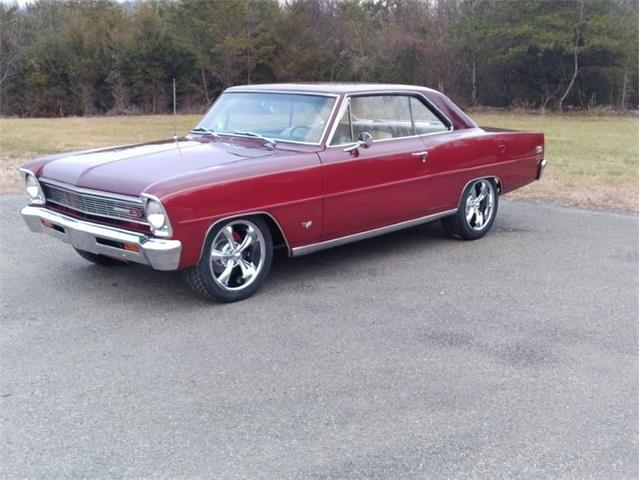 1966 Chevrolet Nova (CC-1435905) for sale in Greensboro, North Carolina