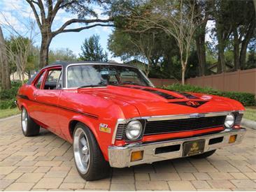 1971 Chevrolet Nova (CC-1435906) for sale in Lakeland, Florida