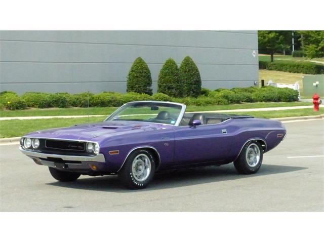1970 Dodge Challenger (CC-1435912) for sale in Greensboro, North Carolina