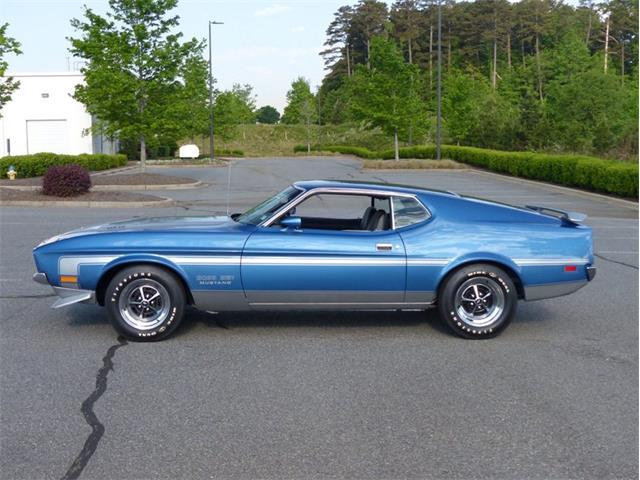 1971 Ford Mustang (CC-1435914) for sale in Greensboro, North Carolina