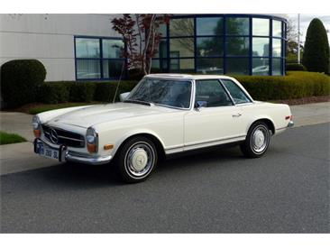 1971 Mercedes-Benz 280 (CC-1435915) for sale in Greensboro, North Carolina