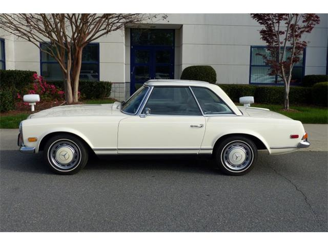 1971 Mercedes-Benz 280 (CC-1435915) for sale in Greensboro, North Carolina