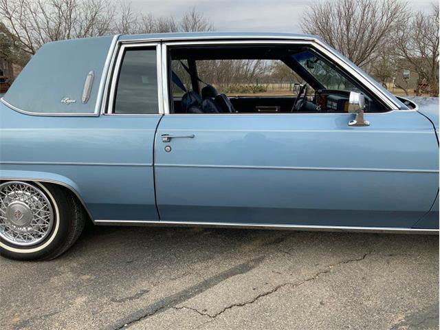 1980 Cadillac DeVille (CC-1435917) for sale in Fredericksburg, Texas