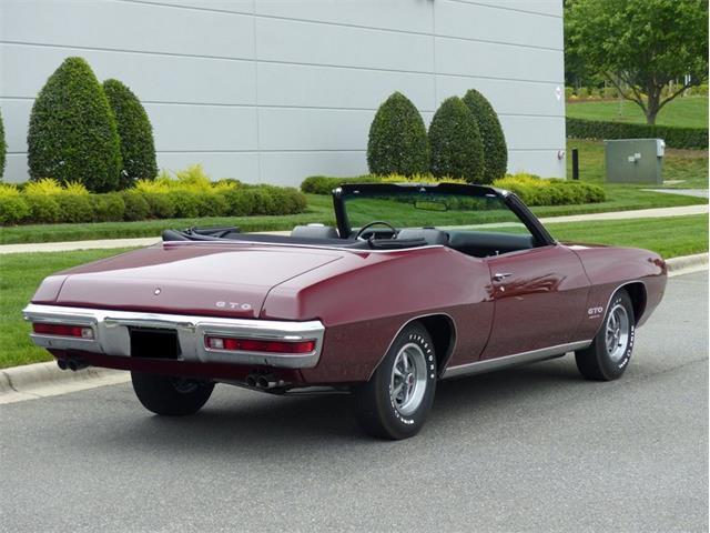 1970 Pontiac GTO (CC-1435919) for sale in Greensboro, North Carolina