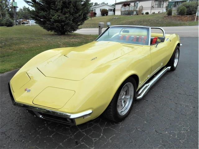 1968 Chevrolet Corvette (CC-1435924) for sale in Greensboro, North Carolina