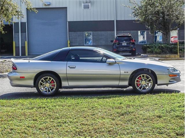 2002 Chevrolet Camaro (CC-1435931) for sale in Palmetto, Florida