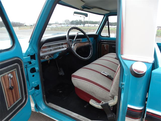 1971 Ford F100 (CC-1435932) for sale in O'Fallon, Illinois