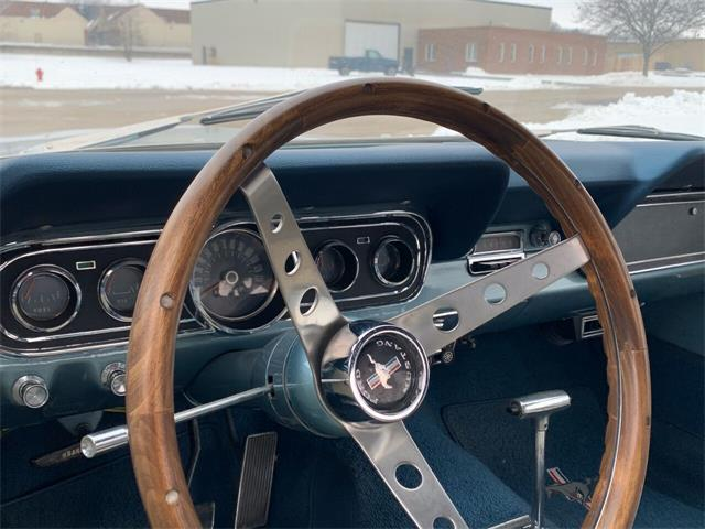 1966 Ford Mustang (CC-1435935) for sale in Geneva, Illinois