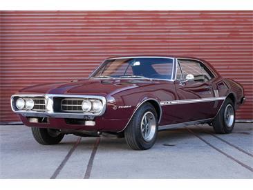 1967 Pontiac Firebird (CC-1435936) for sale in Reno, Nevada