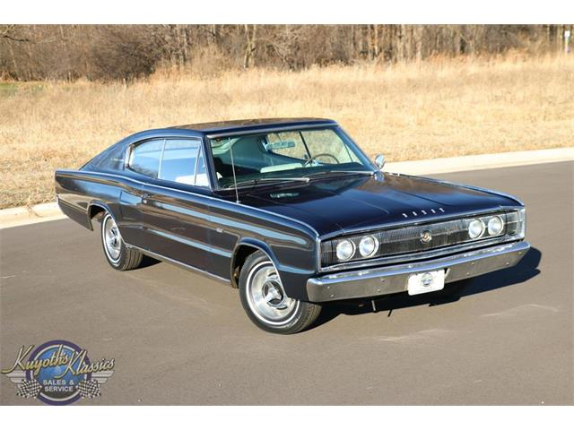 1966 Dodge Charger (CC-1435948) for sale in Stratford, Wisconsin