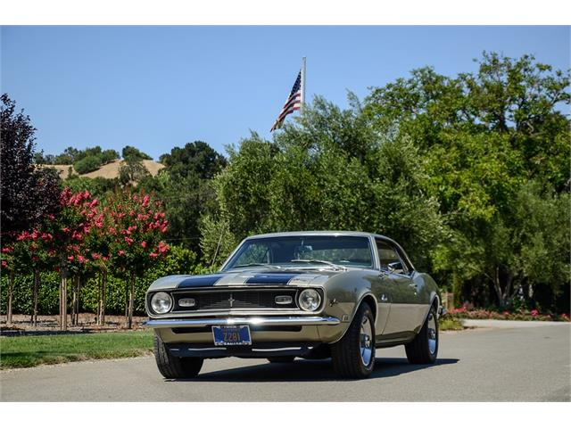 1968 Chevrolet Camaro Z28 (CC-1435956) for sale in Morgan Hill, California