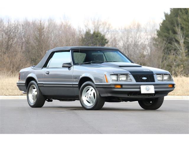 1983 Ford Mustang (CC-1430596) for sale in Stratford, Wisconsin