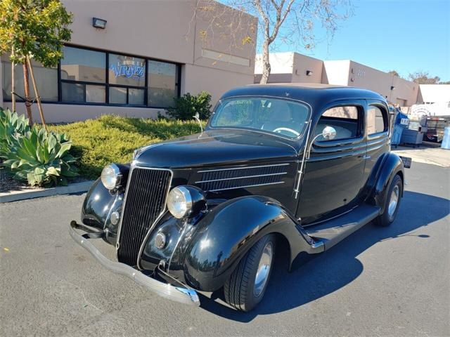 1936 Ford Tudor (CC-1435961) for sale in San Luis Obispo, California