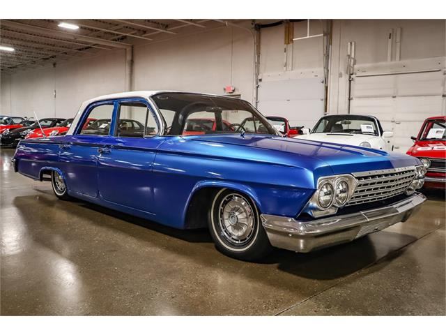 1962 Chevrolet Bel Air (CC-1435964) for sale in Grand Rapids, Michigan