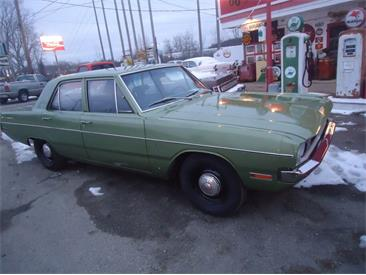 1971 Dodge Dart (CC-1435970) for sale in Jackson, Michigan