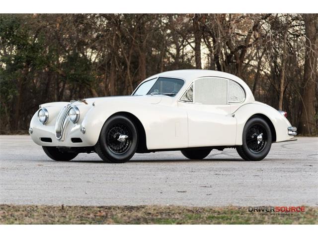 1957 Jaguar XK (CC-1435975) for sale in Houston, Texas
